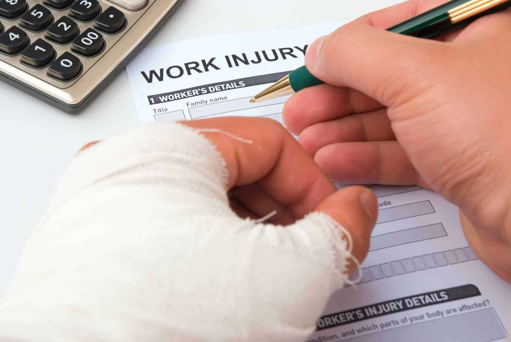 Corporate Services Employment Accidents