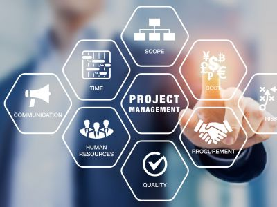 Coprorate Sevices Project Management