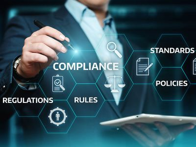 Coprorate Sevices regulatory compliance