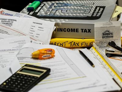 Corporate Services income tax, calculation, calculate